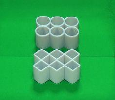 The Ambiguous Cylinder Illusion.
