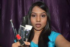 Luxola.com Haul Review - Zoeva Makeup & brushes http://youtu.be/fSIxuqK9gp4