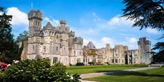from $642 per night, expedia.com   Ashford Castle, dating back to the 12th century, was once owned by the Guinness family. Today, it's an exclusive resort in County Mayo in the West of Ireland with 83 antique-filled rooms and country pursuits like archery and falconry. Don't miss afternoon tea and a cocktail in the wood-paneled bar. Plus, the George V Dining Room, adorned with Waterford crystal chandeliers, is one of the country's most elegant restaurants.   More: ...