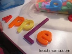 best of teach mama countdown: #2 — spelling words