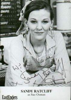 Sandy Ratcliff (Sue Osman)