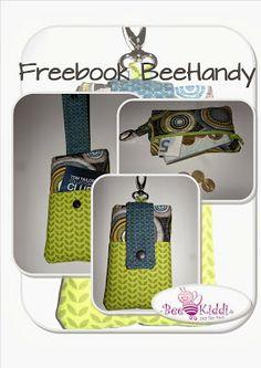 BeeKiddi - Freebook - Handytasche - BeeHandy