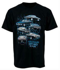 Genuine Hotrod Hardware T-Shirt Cotton Blk Mopar Logo Men\'s 3X-Large Ea. 488446 #fashion #ebay #motors #partsaccessories