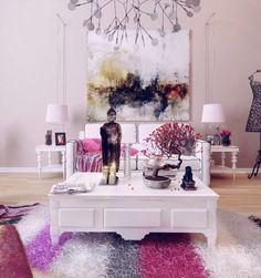Interior Decorating in Asian Style, Modern Interior Design Trends Asian Interior, Modern Interior Design, Modern Decor, Tuscan Decorating, Decorating Coffee Tables, Interior Decorating, Decorating Houses, Decorating Ideas, Decor Ideas