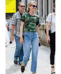 Always loving the street style of Jessica Minkoff, here in Voyager 9 sunnies