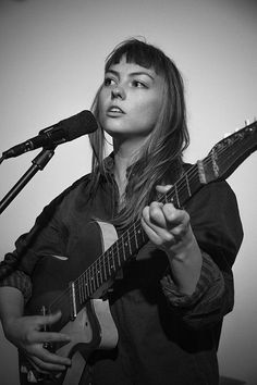 Angel Olsen is an American folk and indie rock singer and guitarist who was raised in St. Louis, Missouri.