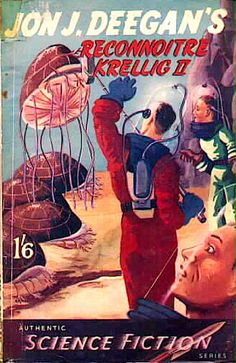 Authentic Science Fiction #2 1951