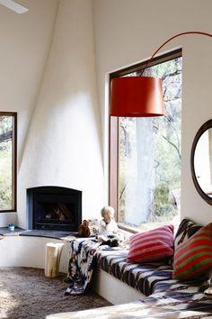 Window Seat | Living Room