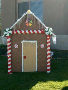 Vanderwalker Family: Gingerbread House
