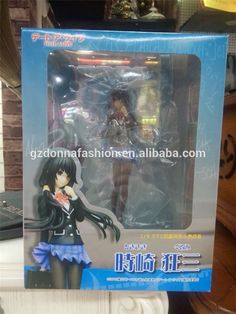 Anime wholesale Date A Live Tokisaki Kurumi 25cm School uniform sexy girls with animals japanese anime girl, View Date A Live, donnatoyfirm Product Details from Guangzhou Donna Fashion Accessory Co., Ltd. on Alibaba.com