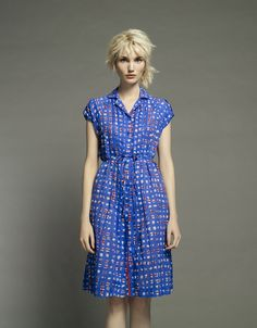 Blue summerdress Oilily (yes please)