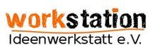 WORKSTATION Ideenwerkstatt Berlin Berlin, My Life, Organization, Logos, Getting Organized, Organisation, Logo, Tejidos