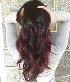 Need this hair color in my life!