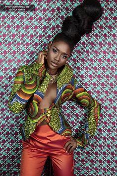 oyato ~Latest African fashion, Ankara, kitenge, African women dresses, African prints, African men's fashion, Nigerian style, Ghanaian fashion ~DKK