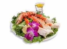 Alaskan KING Crab Legs- Boars Head Restaurant & Tavern, Panama City Beach, FL - boarsheadrestaurant.com