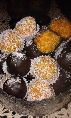 Greek Sweets, Greek Desserts, Biscotti Cookies, Food Gallery, My Cookbook, Truffles, Indian Food Recipes, Chocolate Cake, Muffin