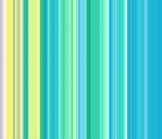 Lines 6 Yellow-Blue Thin fabric by hitodama on Spoonflower - custom fabric