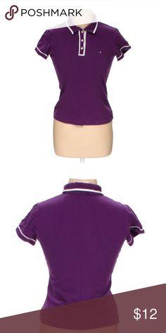 Purple Tommy Hilfiger Shirt Size Medium Purple Tommy Hilfiger Shirt Size Medium Tommy Hilfiger Tops Blouses