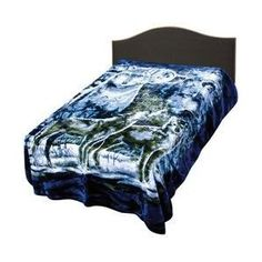 midnight wolves king comforter set boys bedroom