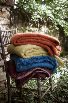 Warm Blankets For Fall