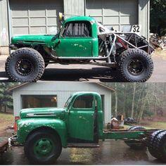 Build from gen Ford dually truck Dually Trucks, Dodge Trucks, Chevrolet Trucks, Pickup Trucks, Cool Trucks, Big Trucks, Cool Cars, Custom Muscle Cars, Custom Cars