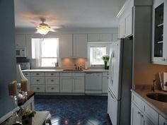 Custom Kitchen Cabinet