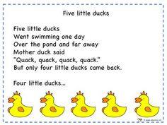 alljoinin.net blog: Five Little Ducks Basket