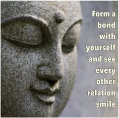 Wishes, Messages, Greetings....: Bond with yourself
