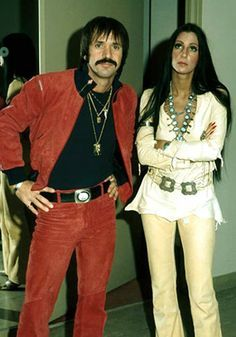 sonny and cher on Pinterest | Farrah Fawcett, Bob Mackie and Comedy