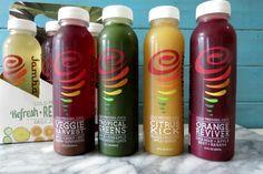 Jamba Juice Freshly Pressed Juices