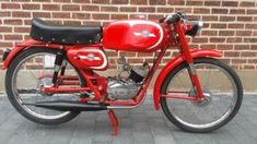 Malanca - Nicky Sport - 50 cc - 1963 Vintage Moped, Antique Auctions, Sports, Hs Sports, Sport