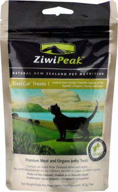 ZiwiPeak Lamb and Liver Pet Jerky Treat, 3-Ounce - http://www.thepuppy.org/ziwipeak-lamb-and-liver-pet-jerky-treat-3-ounce/