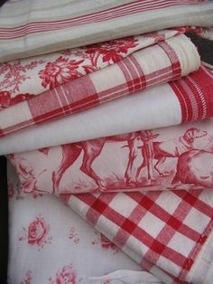 toile & plaids by cathleen