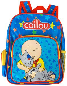 Take a look at the Caillou Caillou Backpack on today! 26761d7097a0a