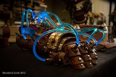 Steampunk Glove