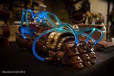 Steampunk Glove
