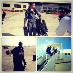 #Warriors ready to depart for China. Full behind-the-scenes coverage coming up throughout the trip. #WarriorsInChina