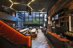 Mercado Roma by Rojkind Arquitectos & Cadena y Asociados, Mexico City – Mexico » Retail Design Blog