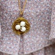 Easter-Inspired DIY Necklace