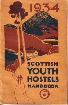 Scottish Youth Hostels Handbook 1934