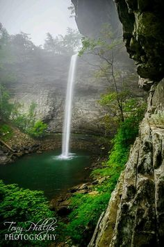 Ozone Falls, Cumberland, TN.  Our family camped here after picking our daughter up from camp nearby! This state is gorgeous!!!