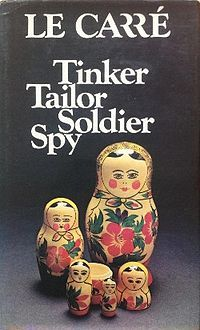 "Synopsis for ""Tinker, Tailor, Soldier, Spy"" by John le Carre, 1974"