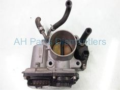 Used 2007 Honda Civic AT THROTTLE BODY  16400-RNB-A01 16400RNBA01. Purchase from https://ahparts.com/buy-used/2007-Honda-Civic-AT-THROTTLE-BODY-16400-RNB-A01-16400RNBA01/110887-1?utm_source=pinterest