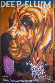 Deep Ellum, Street Art