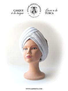 CASQUE À LA TURQUE Based on a 1806 La Belle Assemblée's fashion plate. 100% customizable with your choice of fabric and trimmings. Contact me for a personalised quote. - CASCO A LA TURCA Basado en una lámina de moda de 1806 de La Belle Assemblée. 100% personalizable con tu elección de tela y adornos. Contacta conmigo y te haré un presupuesto personalizado.