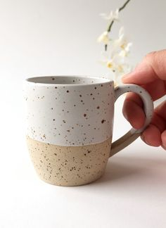 Stoneware, Coffee Cups, Ceramics, Mugs, Unique Jewelry, Tableware, Handmade Gifts, Etsy, Vintage