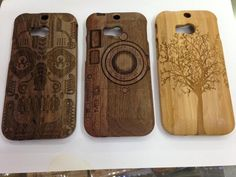 Bamboo wood camera htc one case htc one m8 case by flashiphone5s, $27.99