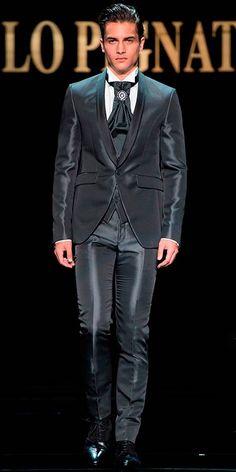 Men s tuxedo suits on pinterest tuxedos male fashion and men