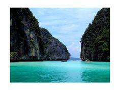 Phi Phi / playas para luna de miel
