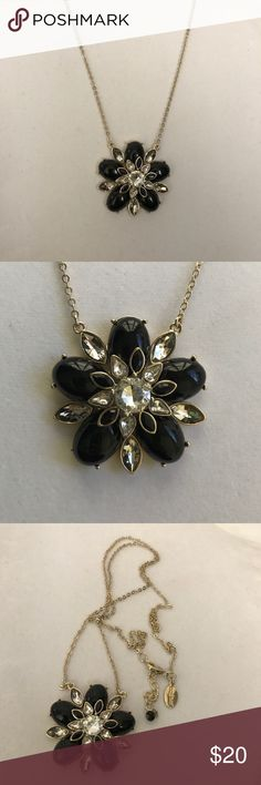 """WHITE HOUSE BLACK MARKET LONG NECKLACE NWOT WHBM LONG NECKLACE. APPROX 34"""" WITH EXTENDER. PENDANT APPROX 2"""" ACROSS. SORRY NO TRADES. White House Black Market Jewelry Necklaces"""